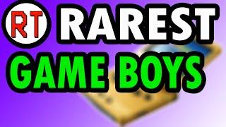 The Rarest Nintendo Game Boy Systems