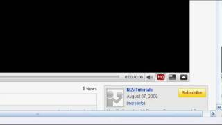 Youtube New Hq Player 7th Aug 09