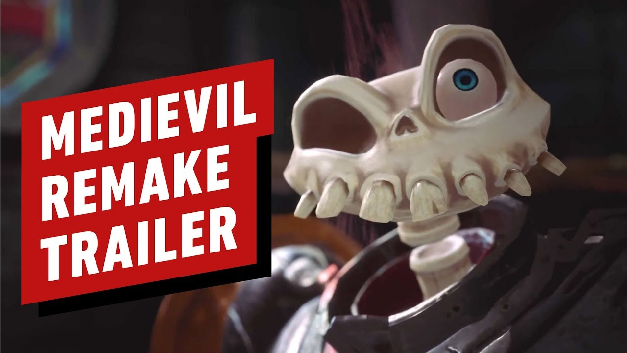 MediEvil Gameplay Trailer – State of Play – IGN