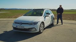 2020 Volkswagen Golf 8 Style - Review, Fahrbericht, Test