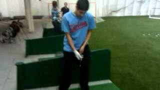 Nick hamaty golfing god