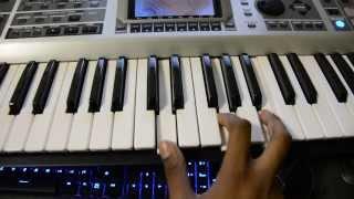 Como tocar salsa en el piano Tutorial Montunos Basicos Mdio
