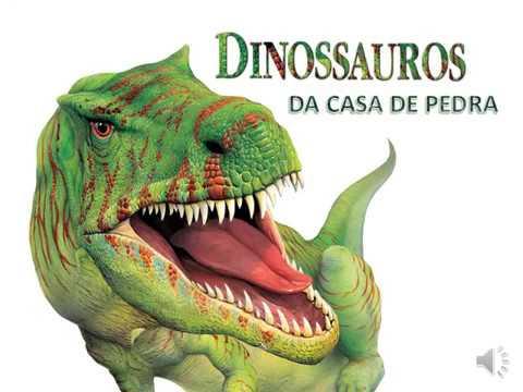Dinoussauros da Turma da Casa de Pedra