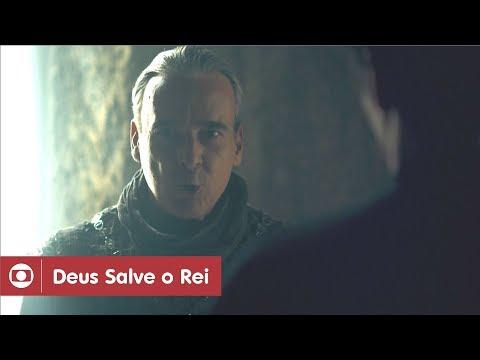 Deus Salve O Rei: capítulo 138 da novela, terça, 19 de junho, na Globo
