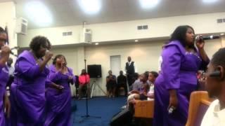 Liza White & New Voices of Faith
