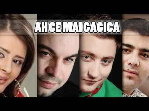 Susanu , Florin Salam , Ioana si Liviu Pustiu - Ah ce mai gagica , Manele Noi 2012