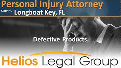 Longboat Key Personal Injury Attorney - Florida