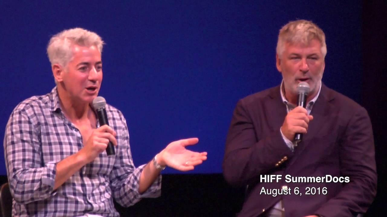 Download BETTING ON ZERO: Hamptons Film SummerDocs Q&A with Alec Baldwin, Ted Braun, Bill Ackman
