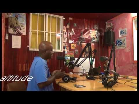 GUADELOUPE  2018  INTERVIEW  DE JEANNOT  SUR RADIO  SOFAIA