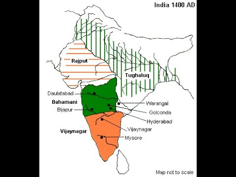 history lec-1 विजय नगर साम्राज्य  UPSC/SSC/State exams Vijaynagar empire