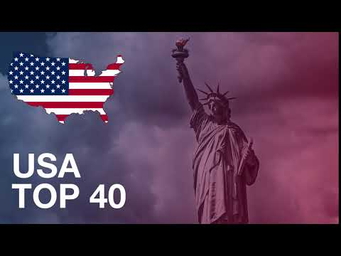 US Top 40 Charts | Today's Top Hits in the United States