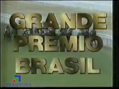 Chamada Grande Premio Brasil - Rede Manchete (1990)