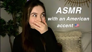 ASMR... but with an AMERICAN accent! 🇺🇸 (2) screenshot 3