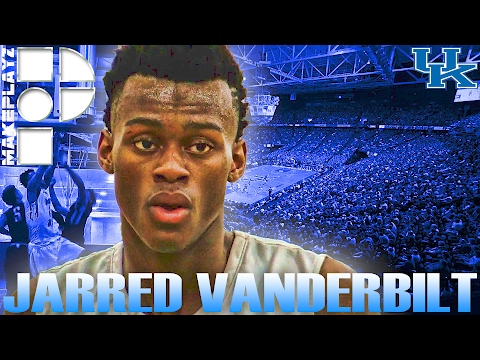 Jarred Vanderbilt Will Be A 6'8