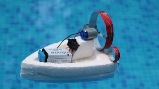 How To Make a Boat - Boat air boat