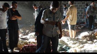 تشوهات خلقية وأمراض نفسية خلفتها مجزرة الكيماوي في الغوطة الشرقية