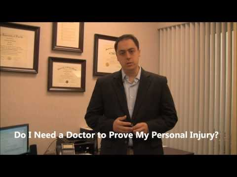 do-i-need-a-doctor-for-my-personal-injury-case?