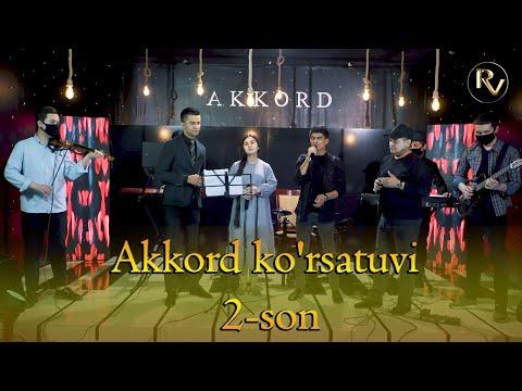 Akkord Ko'rsatuvi - Zafarbek Qurbonboyev  (2-soni)