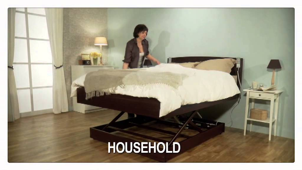 Euro Design Comfort And Profiling Bed With Height