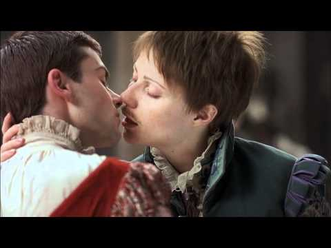 "Shakespeare in Love on Blu-ray - ""The Kiss"""