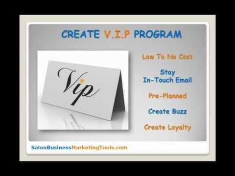 Day Spa Marketing Plan 2+2+2 Strategy - YouTube