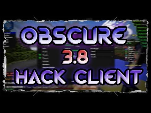 Obscure 3.8 | Minecraft Hacked Client! [Cheating On Hypixel!]