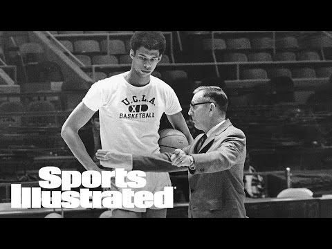 NBA: Kareem Abdul-Jabbar On His Relationship With Coach John Wooden | SI NOW | Sports Illustrated