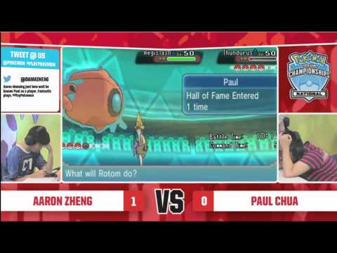 US Nationals Day 1 Round 5 - Aaron Z.(Cybertron)  vs Paul C.(pwny person)