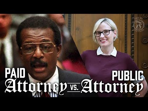 Paid Lawyer vs Public Lawyer  What are the differences?  Prison Talk 11.18