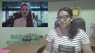 riverdale 1x05 reaction review chapter five heart of darkness   julidg