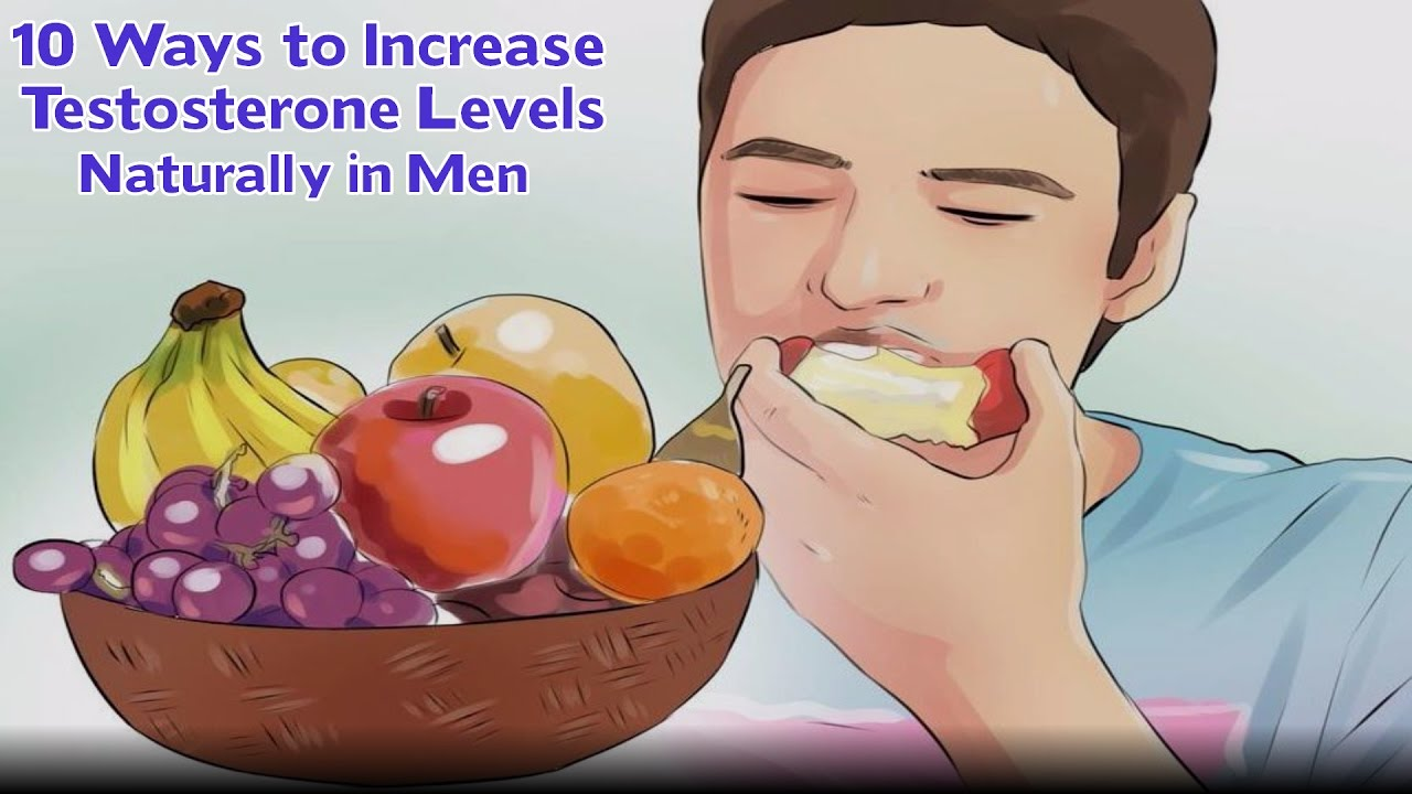 Best way to increase testosterone levels naturally