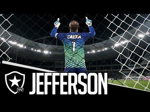 Defesas | Jefferson - Botafogo 1 x 1 Atlético-MG