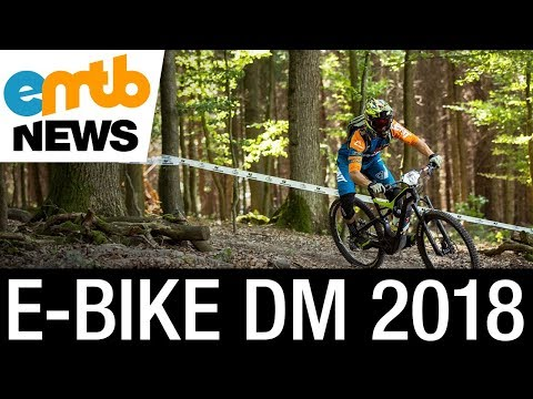 Deutsche E Bike Meisterschaft 2018