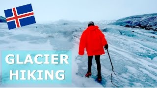 ICELAND GLACIER HIKING WITH GOECCO TOURS DAY 563 | TRAVEL VLOG IV