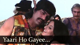 Yaari Ho Gayee Yaar Se Lak Tunu Tunu - Tanuja - Dharmendra - Do Chor - Bollywood Songs - R.D.Burman