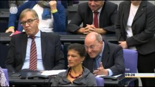 Norbert Lammert zum Abschied von Gregor Gysi als Fraktions-Chef