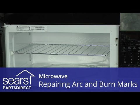 Arc And Burn Marks Touch Up Paint