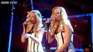 The Twins - Eurovision 2009: Your Country Needs You - Round 1 - BBC One