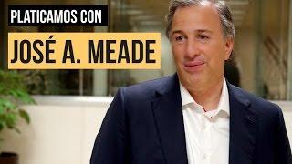 Entrevista | José A. Meade: No hemos logrado interpretar la opinión ciudadana
