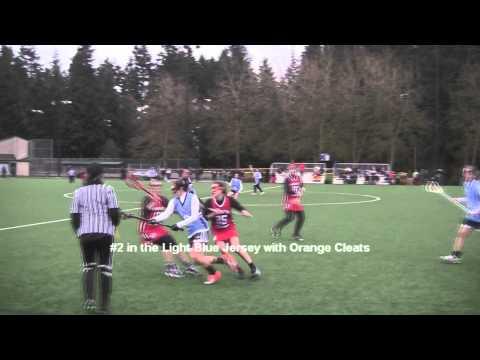 Camille Sullivan Highlight Reel (Lacrosse)