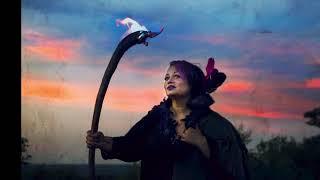 Goddess on Earth ORACLE, Autumn Lorraine as Rainbow Crow