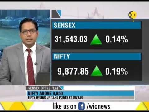 Indian Markets: Sensex opens flat