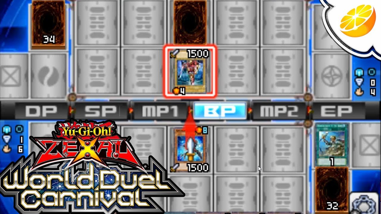 Yu-Gi-Oh! Zexal: World Duel Carnival | Citra Emulator (GPU Shaders, Full  Speed!) | Nintendo 3DS