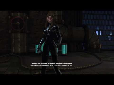 DCUO water woman zoo raid
