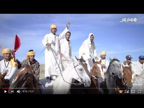 مهرجان 'ماطا' يحيي تراث الفروسية لقبائل جبالة بمدينة طنجة