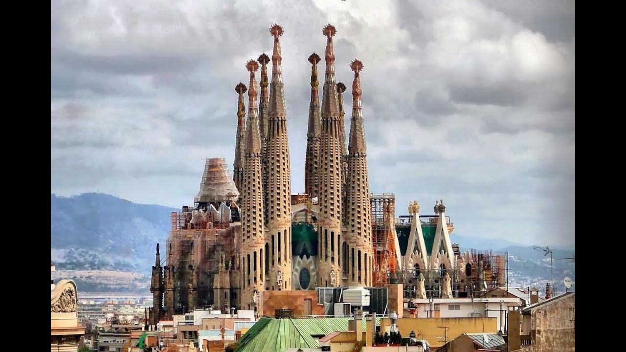 Барселона: Барселона, шедевры Гауди.