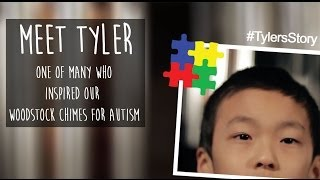 Woodstock Chimes Presents - Chimes for Autism: Tyler