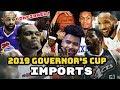 Mga Maglalarong IMPORTS sa 2019 PBA Governor's Cup | COMPLETE LIST
