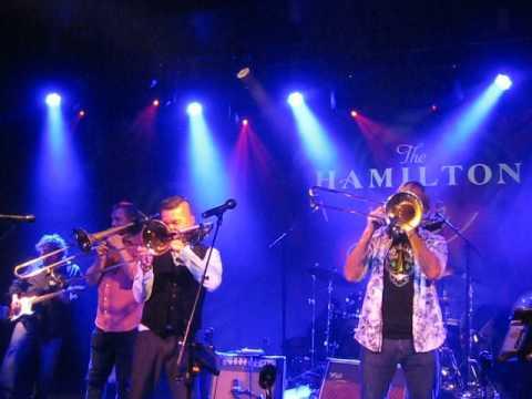Bonerama - The Hamilton - Washington, DC - February 18, 2017
