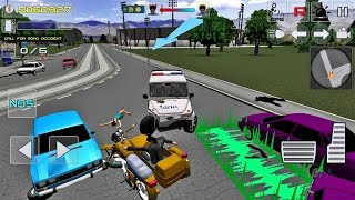 Traffic Cop Simulator 3D #2 - Police Games Android IOS gameplay #cargames